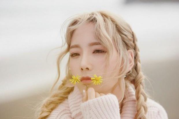 Netizen nghĩ mãi không hiểu vì sao SM có thể giữ chân Taeyeon lâu đến vậy khi cô nàng là một nghệ sĩ quá hoàn hảo - Ảnh 2.