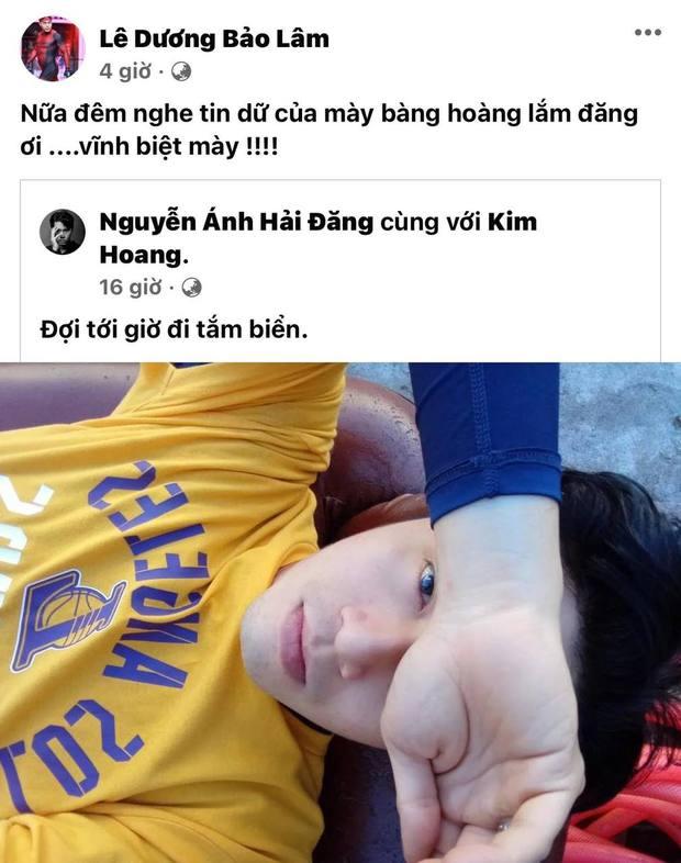 NS Hoài Linh, Trương Quỳnh Anh và dàn sao Vbiz bàng hoàng khi hay tin diễn viên Hải Đăng qua đời - Ảnh 2.
