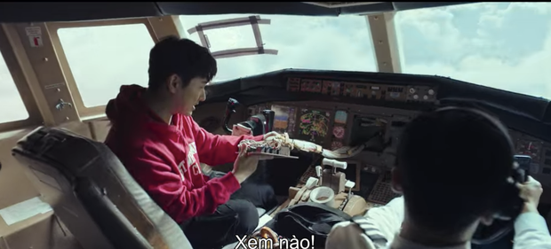 Sisyphus mở màn căng não: Park Shin Hye xuyên không từ hành tinh lạ, Jo Seung Woo lái máy bay cực ngầu - Ảnh 6.