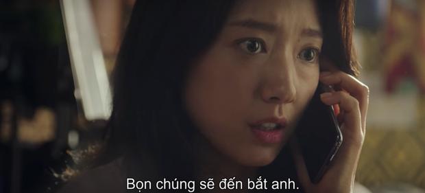 Sisyphus mở màn căng não: Park Shin Hye xuyên không từ hành tinh lạ, Jo Seung Woo lái máy bay cực ngầu - Ảnh 11.