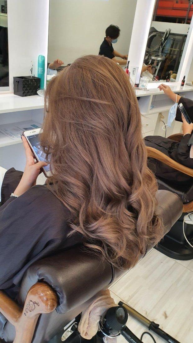 Các salon tóc hot hit lì xì lớn đầu năm: Chị em đến vừa có tóc mới, vừa có lộc đem về - Ảnh 5.