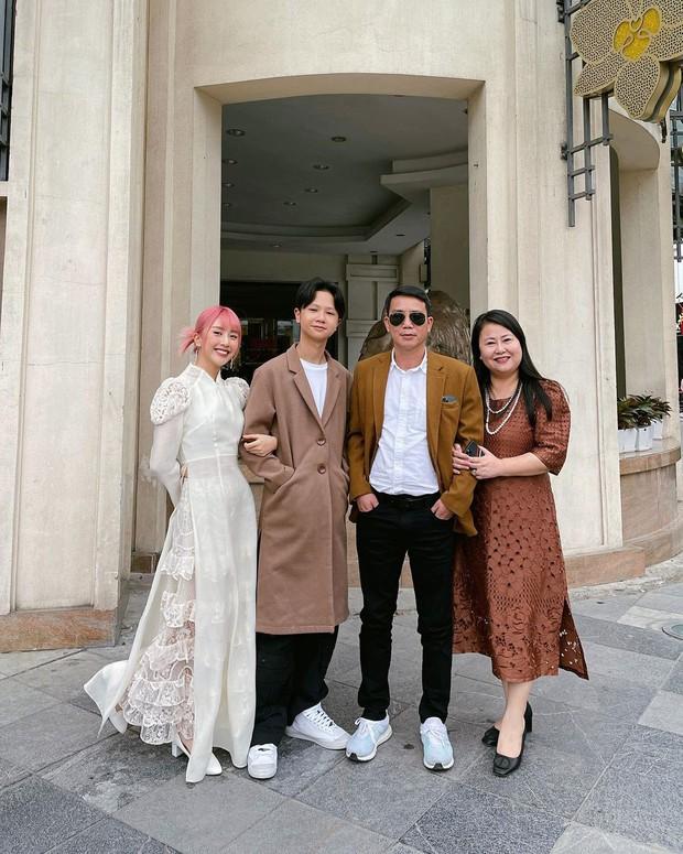 Em trai sinh năm 2007 của Quỳnh Anh Shyn được netizen đặt gạch tới tấp, hot girl phải vội từ chối vì chưa muốn lên chức chị dâu  - Ảnh 3.