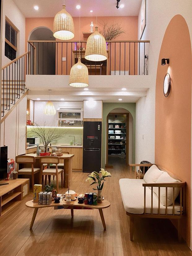 Cải tạo nhà nhưng vất vả hơn 10 lần xây mới, vợ chồng trẻ vẫn mãn nguyện vì có tổ ấm xinh xắn vượt cả mong đợi - Ảnh 3.