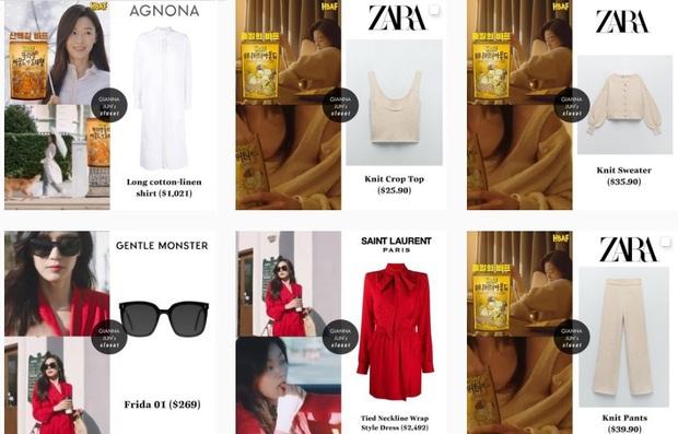 Quảng cáo mới của mợ chảnh Jeon Ji Hyun ngập tràn hàng hiệu, soi tới bộ đồ Zara mà ngỡ ngàng nhẹ - Ảnh 3.