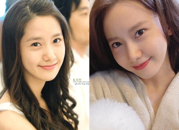 """4 idol nhan sắc """"lên hương"""" nhờ thay đổi đường chân tóc: Yoona, Suzy như nữ thần nhưng màn lột xác của Sunmi mới đỉnh - Ảnh 2."""