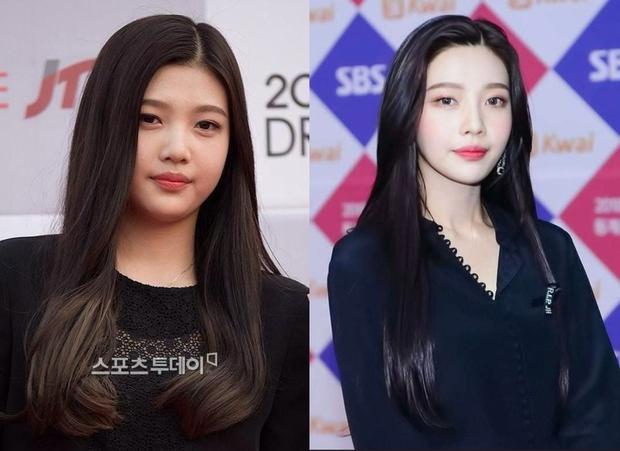 """4 idol nhan sắc """"lên hương"""" nhờ thay đổi đường chân tóc: Yoona, Suzy như nữ thần nhưng màn lột xác của Sunmi mới đỉnh - Ảnh 7."""