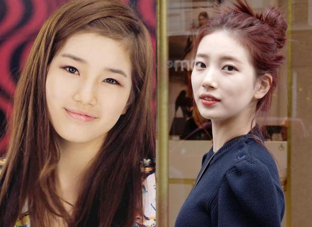 """4 idol nhan sắc """"lên hương"""" nhờ thay đổi đường chân tóc: Yoona, Suzy như nữ thần nhưng màn lột xác của Sunmi mới đỉnh - Ảnh 5."""