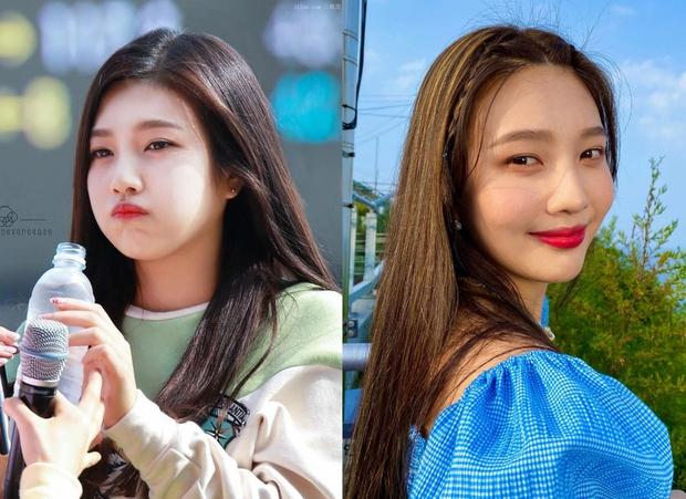 """4 idol nhan sắc """"lên hương"""" nhờ thay đổi đường chân tóc: Yoona, Suzy như nữ thần nhưng màn lột xác của Sunmi mới đỉnh - Ảnh 8."""