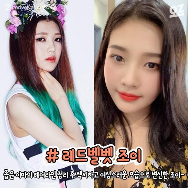 """4 idol nhan sắc """"lên hương"""" nhờ thay đổi đường chân tóc: Yoona, Suzy như nữ thần nhưng màn lột xác của Sunmi mới đỉnh - Ảnh 6."""