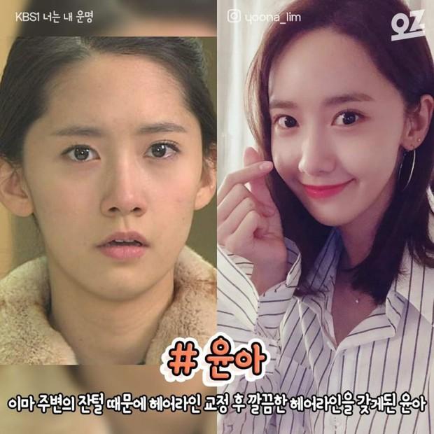 """4 idol nhan sắc """"lên hương"""" nhờ thay đổi đường chân tóc: Yoona, Suzy như nữ thần nhưng màn lột xác của Sunmi mới đỉnh - Ảnh 1."""