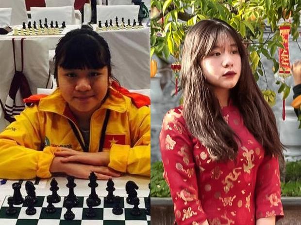 Nữ sinh lớp 10 vô địch cờ vua thế giới: Tự bắt xe khách vượt 200km đi học thêm từ lớp 3, lột xác ngoạn mục khi giảm liền 9kg! - Ảnh 7.
