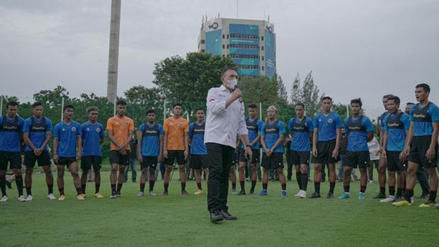 Cầu thủ Indonesia hô vang đánh bại đội tuyển Việt Nam gây tranh cãi - Ảnh 2.