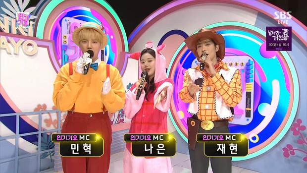 Bộ 3 MC rời show Inkigayo khiến PD tiếc nuối nhất 20 năm qua: Tổ hợp visual ngây ngất lòng người, tạo ra xu hướng độc đáo - Ảnh 2.