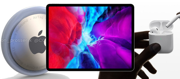 iPad Pro mới, AirTags và AirPods sẽ trình làng vào tháng 3 tới? - Ảnh 1.