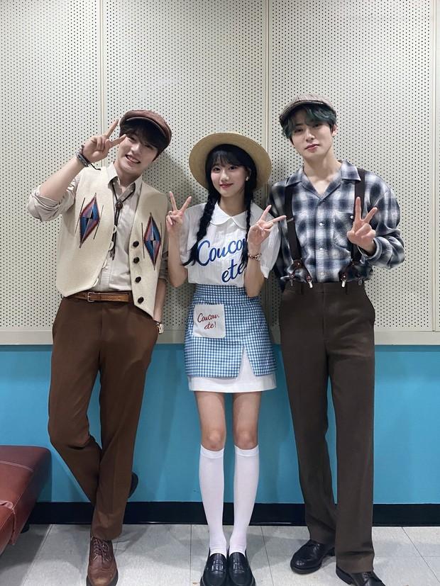 Bộ 3 MC rời show Inkigayo khiến PD tiếc nuối nhất 20 năm qua: Tổ hợp visual ngây ngất lòng người, tạo ra xu hướng độc đáo - Ảnh 6.
