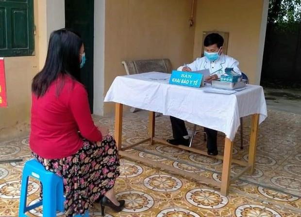 Xử phạt công dân tỉnh Hải Dương đến tỉnh Bắc Ninh trong thời gian cách ly xã hội - Ảnh 1.