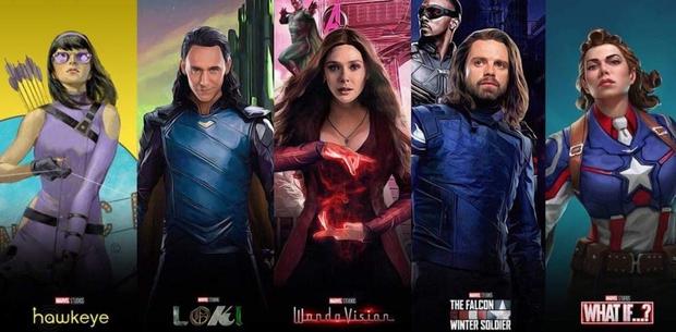 Marvel tất tay cực mạnh cho 2021: Ra bom tấn mới lia lịa mỗi tuần, phim nào cũng đỉnh của chóp khó mà cưỡng lại! - Ảnh 1.