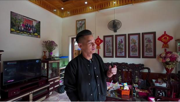 Không chỉ có biệt phủ 7 tầng, căn nhà của Độ Mixi tại Cao Bằng cũng chẳng phải dạng vừa đâu! - Ảnh 3.