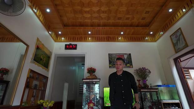 Không chỉ có biệt phủ 7 tầng, căn nhà của Độ Mixi tại Cao Bằng cũng chẳng phải dạng vừa đâu! - Ảnh 4.