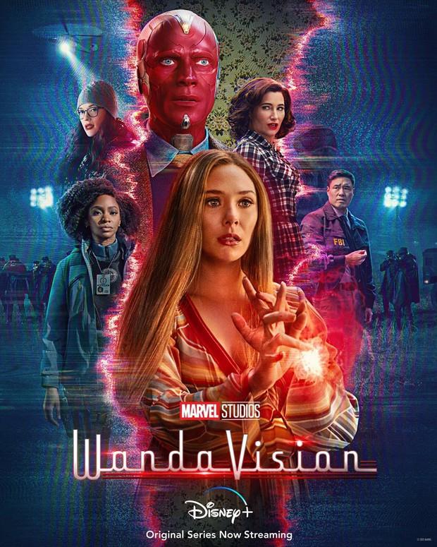 Thêm giả thuyết chấn động về WandaVision: tất cả chỉ là một cú lừa, kẻ ác thực sự đang nhởn nhơ ngay trước mắt! - Ảnh 1.