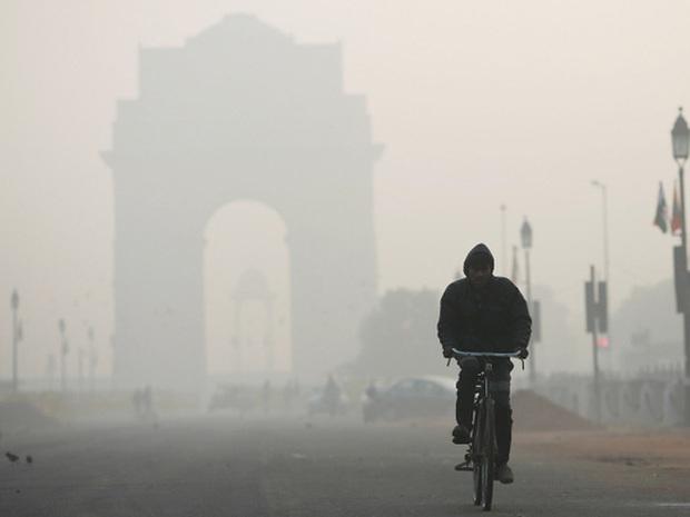 Ô nhiễm không khí cướp đi sinh mạng của 160.000 người tại 5 thành phố đông dân nhất thế giới - Ảnh 1.