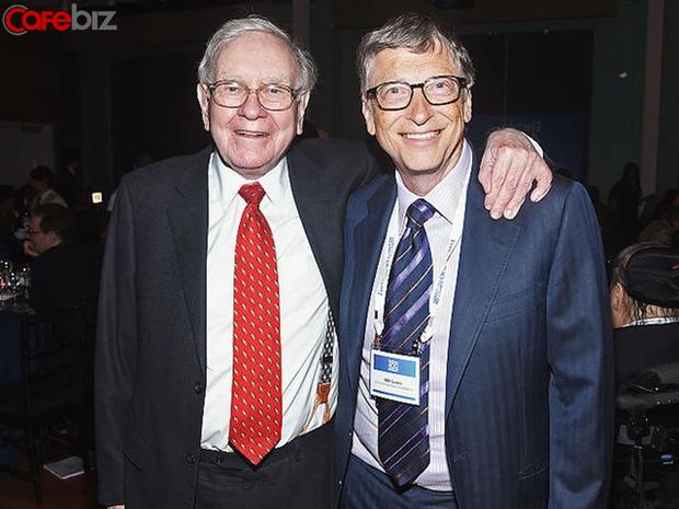 Warren Buffett từng khẳng định Bill Gates có đi bán bánh mỳ kẹp thì cũng vẫn giàu, nguyên nhân nằm ở 2 bí quyết quản lý tài chính - Ảnh 1.
