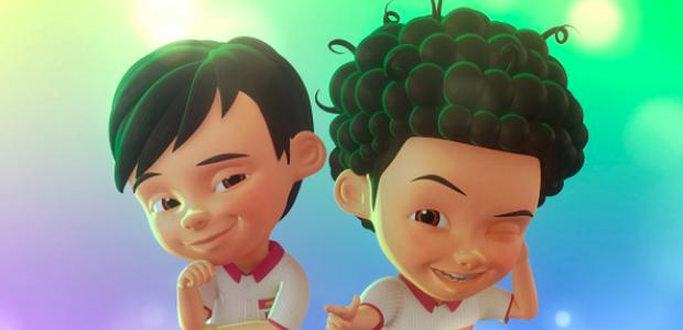 Netizen Việt phát hiện mái tóc gây sốt của Upin và Ipin lại giống... Vườn Sao Băng như 2 giọt nước, lý do của bộ tóc mới là gì? - Ảnh 2.