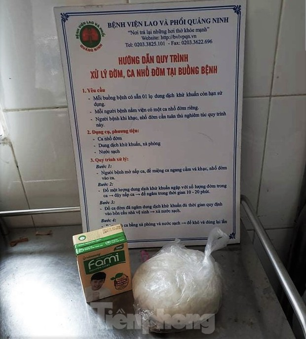 Công an, Thanh tra vào cuộc vụ bữa ăn bị cắt xén trong khu cách ly ở Quảng Ninh - Ảnh 6.