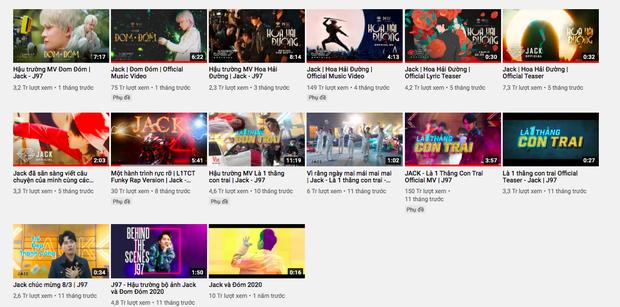 Sau 1 năm thành lập, kênh YouTube của Jack đạt hơn 5 triệu subscribe, kỷ lục nút Vàng nhanh nhất Việt Nam và còn nhiều hơn thế - Ảnh 5.