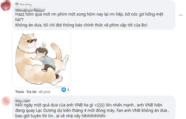 Vương Nhất Bác cặp kè đàn chị hơn 10 tuổi ở phim mới, fan nơm nớp lo anh nhà phân thân đóng phim mệt nghỉ! - Ảnh 2.