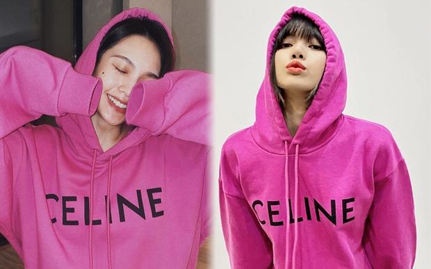Ngoài Ngu Thư Hân, Dương Thừa Lâm cũng vướng nghi án diện áo hoodie y hệt Lisa - Ảnh 1.