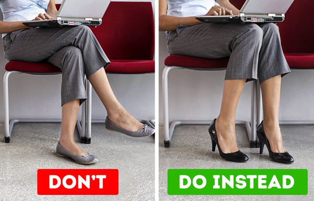 Thường xuyên ngồi vắt chéo chân, bạn sẽ dễ gặp phải 5 vấn đề sức khỏe gây ảnh hưởng từ chân lên đến đầu - Ảnh 1.