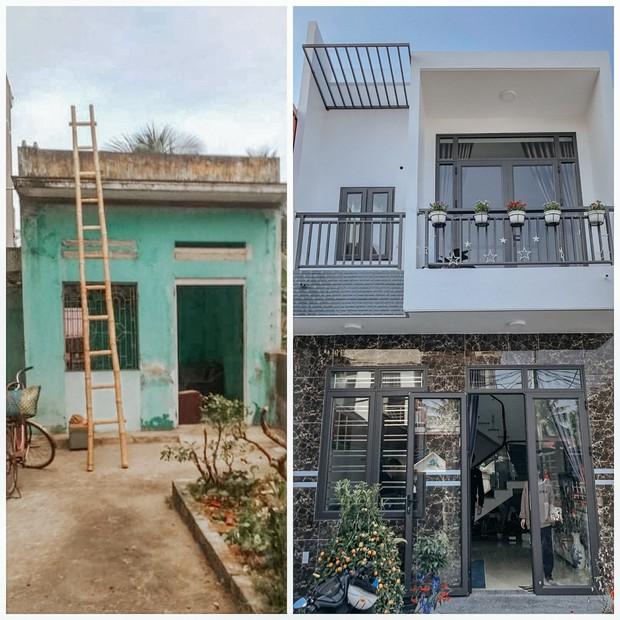 3 tháng kiếm được 400 triệu, cô gái 27 tuổi xây tặng bố mẹ căn nhà: Nhìn nhà cũ, nghe chuyện lúc nghèo mà nể phục - Ảnh 1.