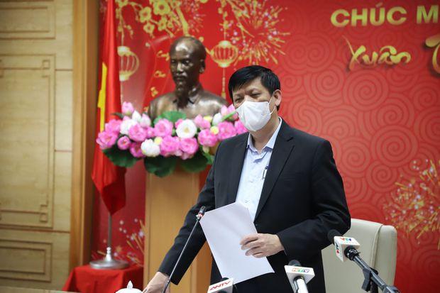 Bộ trưởng Bộ Y tế: Dịch Covid-19 không thể kết thúc trong năm 2021 - Ảnh 2.