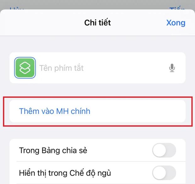 Cách giấu app không ai ngờ trên iPhone, bảo vệ sự riêng tư khỏi những đôi tay táy máy - Ảnh 8.
