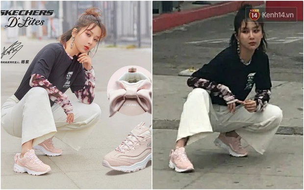 Phát hoảng ảnh thời trang của sao Hoa Hàn: Lên hình thì chanh sả, nhìn hậu trường mà muốn xỉu ngang - Ảnh 2.