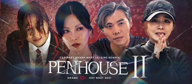 Penthouse 2 mở màn đỉnh cao: Seo Jin lăn giường với chồng cũ, bạo lực dồn dập xứng danh 19+ - Ảnh 17.