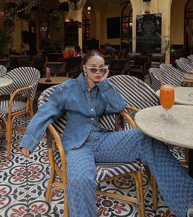 Instagram look của sao Việt sau Tết: Nhã Phương khoe da trắng muốt, Kỳ Duyên và Tóc Tiên sexy bỏng mắt - Ảnh 8.