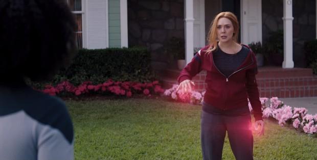 WandaVision tập 7 bùng cháy + chấn động: Wanda sôi máu hại người, kẻ ác đứng sau mọi chuyện đã lộ diện! - Ảnh 9.