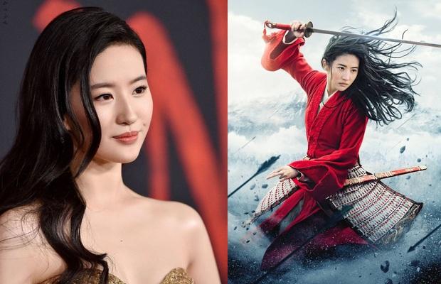 Lộ hình ảnh đầu tiên của Lưu Diệc Phi ở phim cổ trang mới: Nhan sắc chuẩn thời Tiểu Long Nữ nhưng fan sợ toang phần diễn xuất - Ảnh 1.