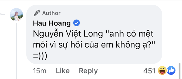 Hậu Hoàng thú nhận mặc áo còn ướt khi làm nhiệm vụ Sao Nhập Ngũ, Mũi trưởng Long đã có bình luận gây chú ý - Ảnh 3.