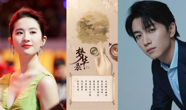 Lộ hình ảnh đầu tiên của Lưu Diệc Phi ở phim cổ trang mới: Nhan sắc chuẩn thời Tiểu Long Nữ nhưng fan sợ toang phần diễn xuất - Ảnh 6.