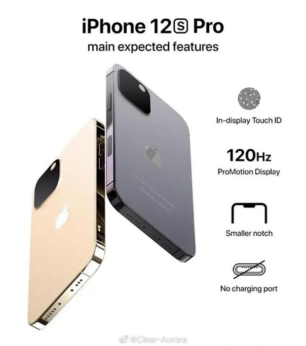 Hình ảnh render iPhone 12S Pro bị lộ cho thấy giao diện cổng sạc bị khai tử, dẫn đầu xu thế hoặc là thất bại! - Ảnh 1.