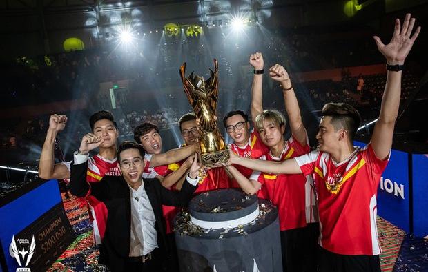 Nhìn lại hành trình nửa thập kỷ của Liên Quân Mobile: Luôn vững vị thế số 1 của eSports Việt - Ảnh 3.