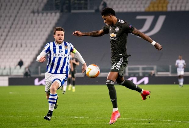 MU đại thắng Real Sociedad ở Europa League - Ảnh 2.