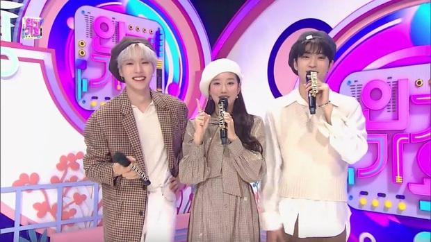 SBS chính thức thay máu dàn MC Inkigayo: Thành viên IZ*ONE, TREASURE, NCT được gọi tên! - Ảnh 2.