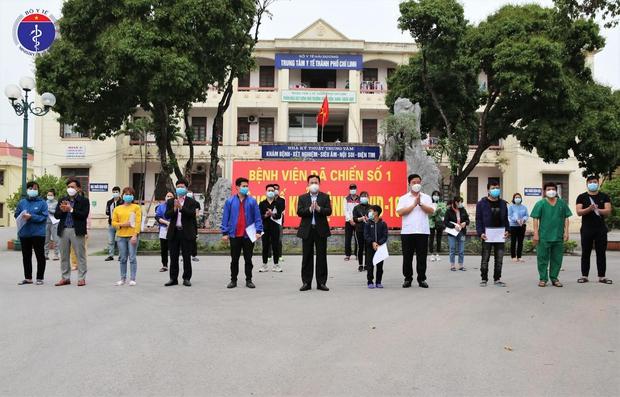 Thêm 22 bệnh nhân Covid-19 tại Chí Linh được công bố khỏi bệnh - Ảnh 1.