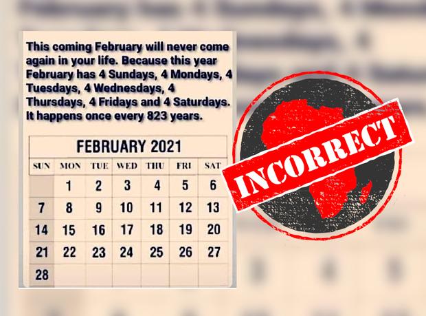 Hơn 800 năm mới có một lần tháng 2 tròn 4 tuần vừa vặn? Đây là sự thật đằng sau tin đồn này - Ảnh 1.