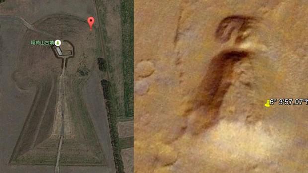 Google Maps và nhiều phát hiện bí ẩn đầy nghi vấn về căn cứ bí mật của người ngoài hành tinh trên Trái Đất? - Ảnh 3.