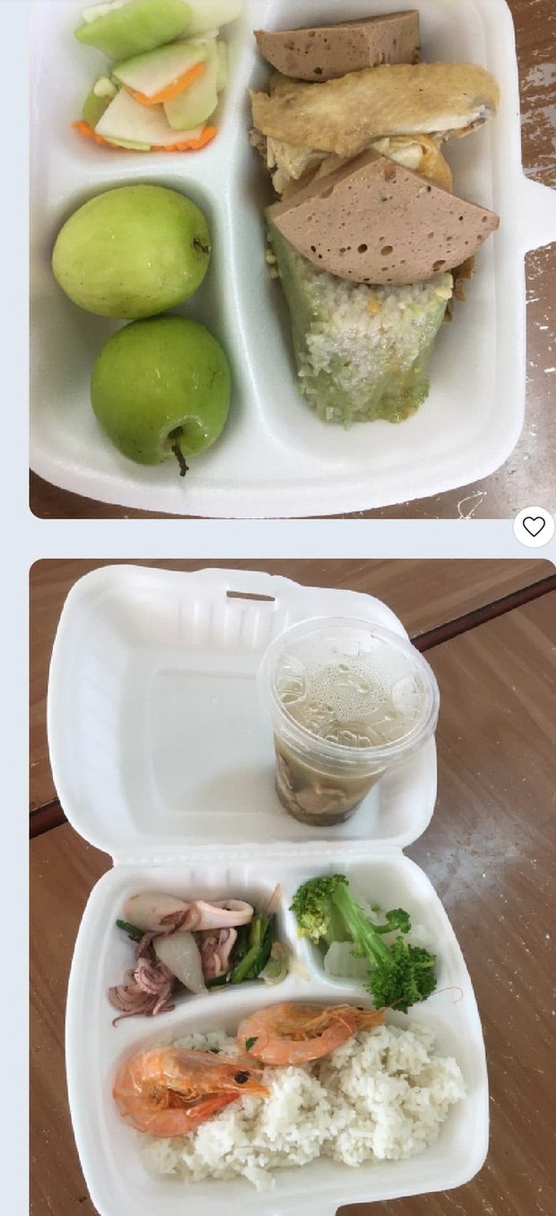Quảng Ninh phản hồi trước thông tin cắt xén bữa ăn của người cách ly - Ảnh 2.